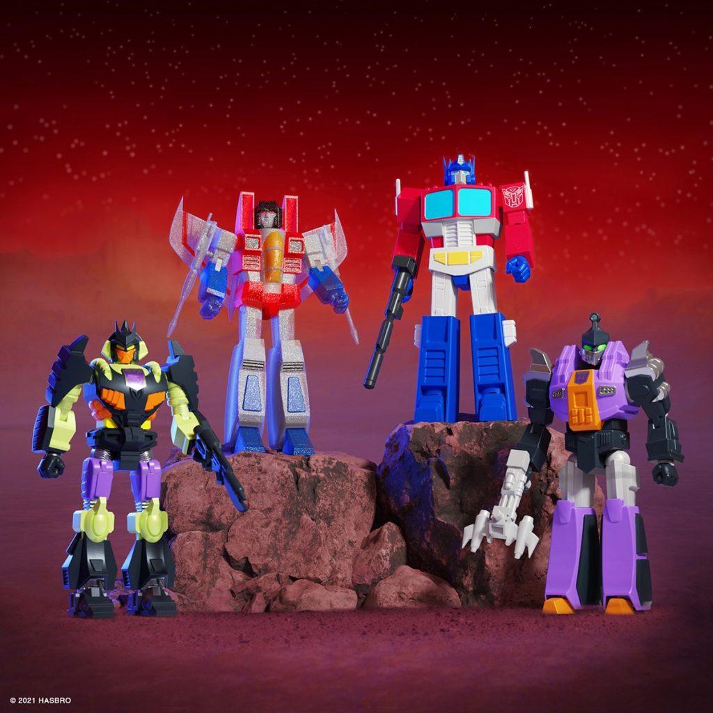 Super7 Announces Transformers ULTIMATES! Wave 1 Figures