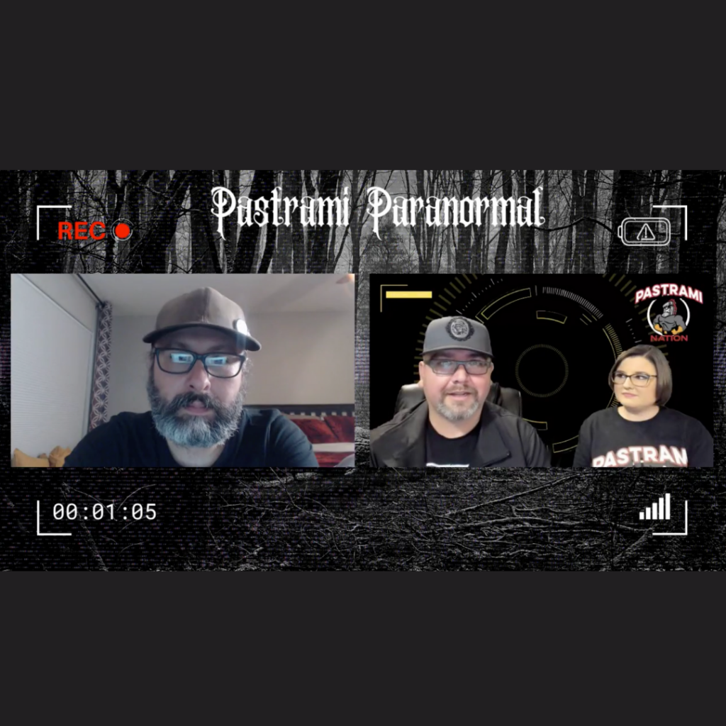 Pastrami Paranormal- What's YOUR Story?