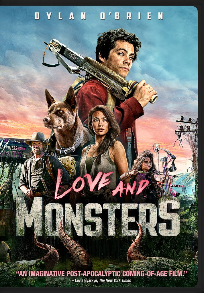 Movie Review: Love and Monsters