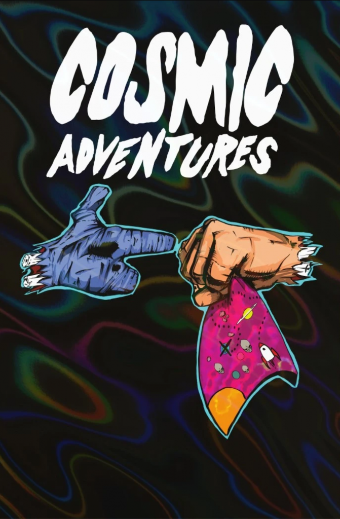 Linebreakers Becomes a Comic Book Publisher, Announces First Release with Cosmic Adventures