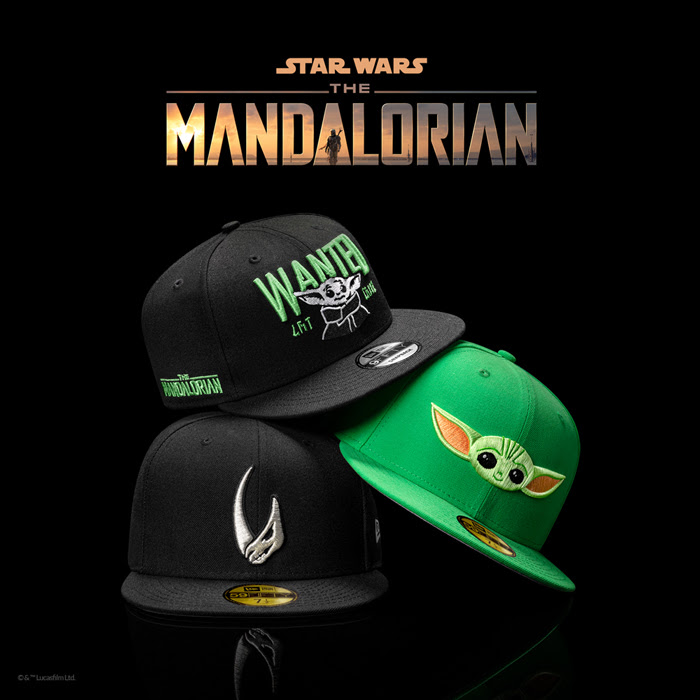 New Era Announces The Mandalorian: New Styles & Limited Restock