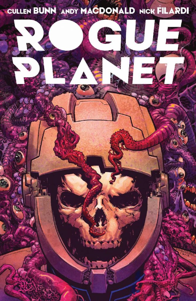 Graphic Novel Review: Rogue Planet Volume 1