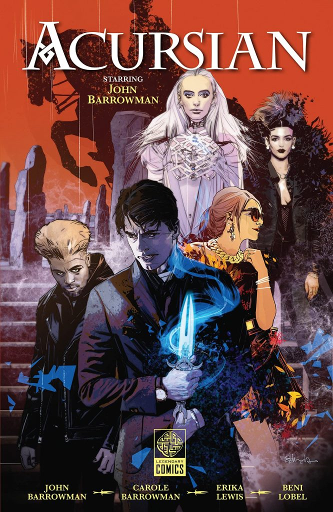 Graphic Novel Review: Acursian