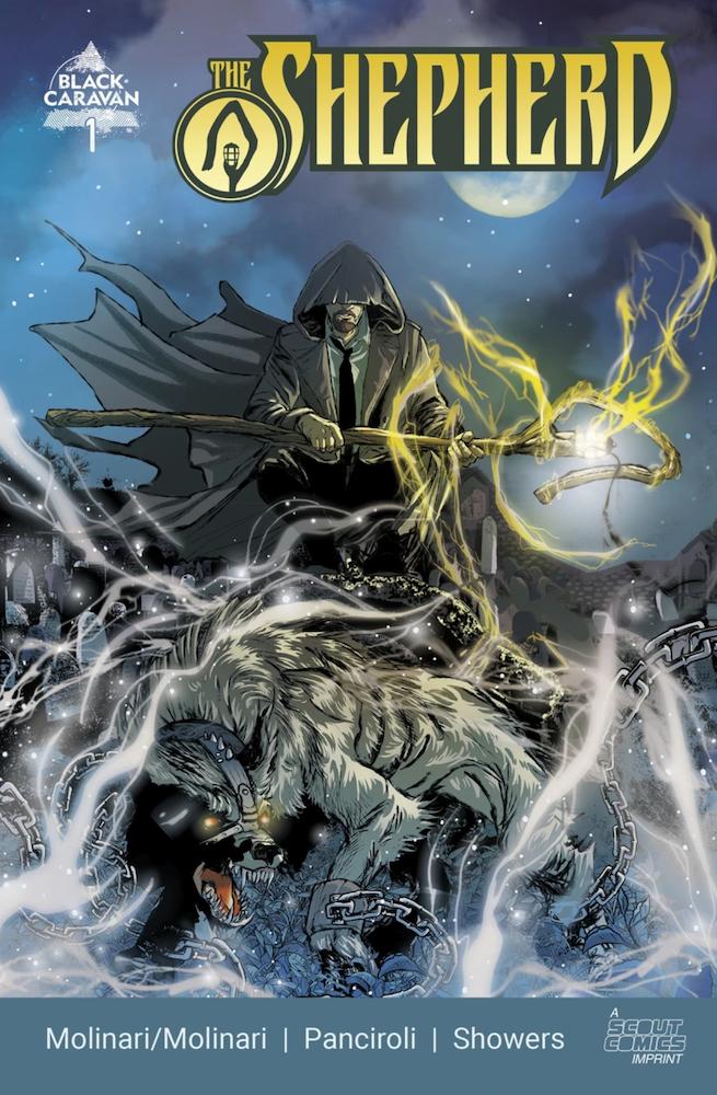 Comic Book Review: The Shepherd #1