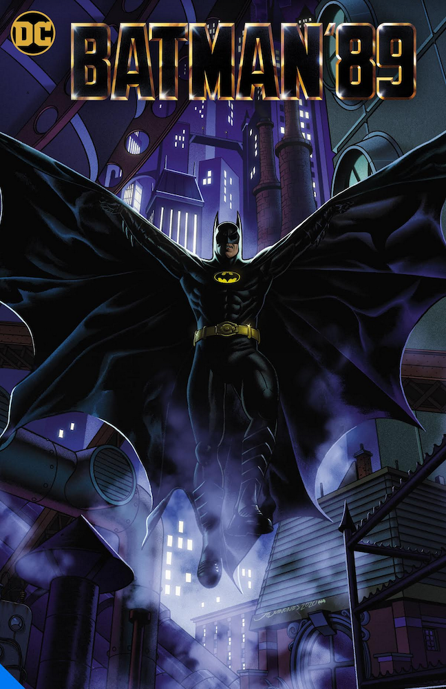 The Movie Worlds of Superman '78 and Batman '89 Are Heading to Comics in Two All-New DC Digital First Series!