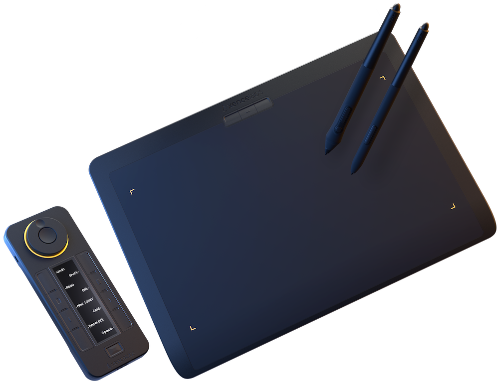 Xencelabs Redraws the Rules on Digital  Tablets for Creative Professionals