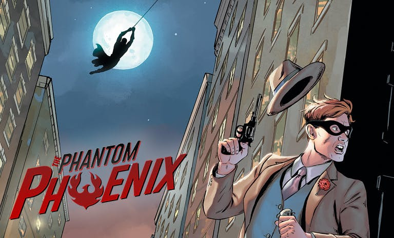 Crowdfunding Spotlight: The Phantom Phoenix