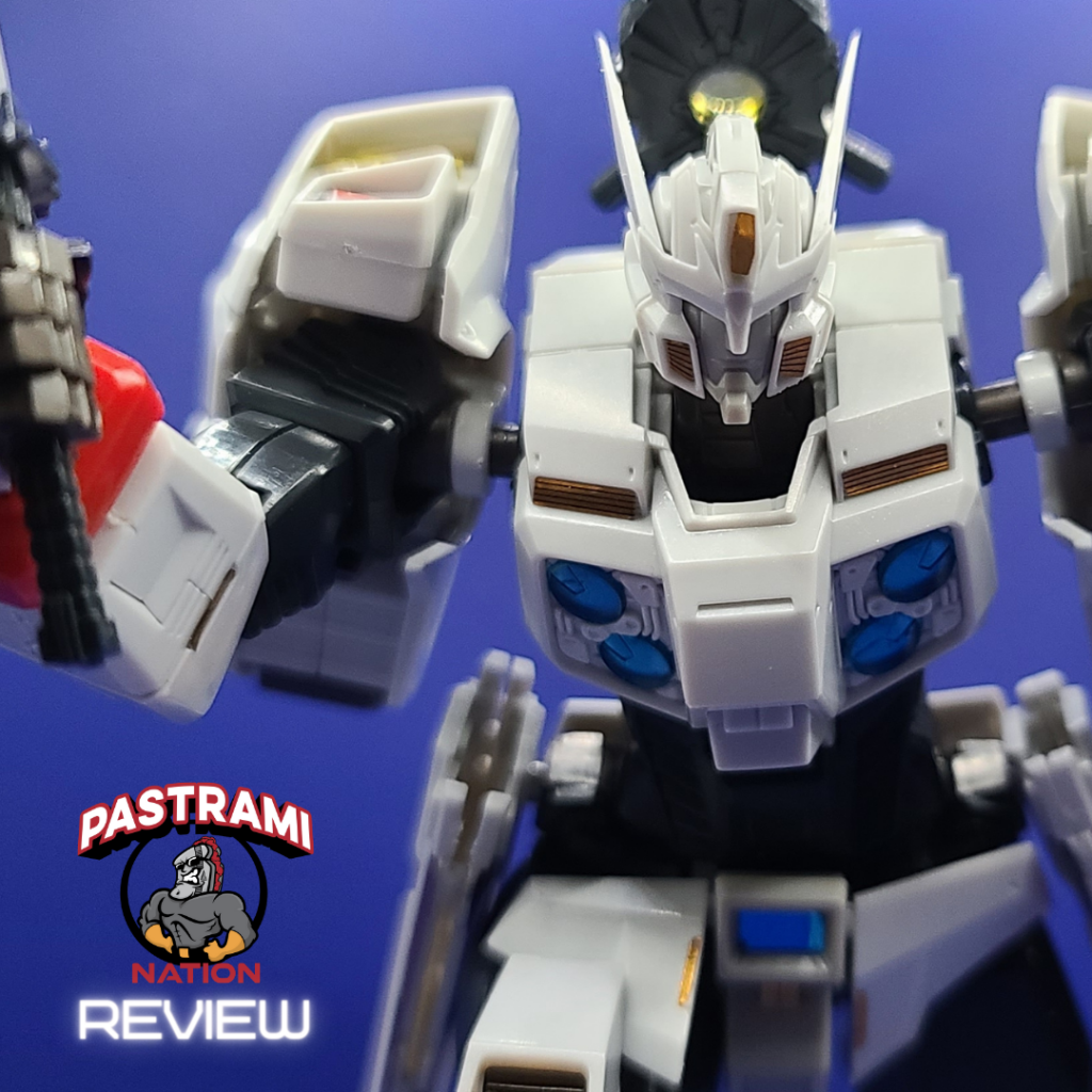 Flame Toys Transformers Drift Model Review