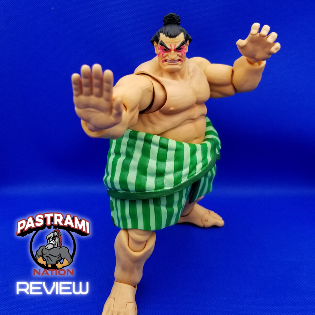 Action Figure Review: Storm Collectibles Street Fighter E. Honda