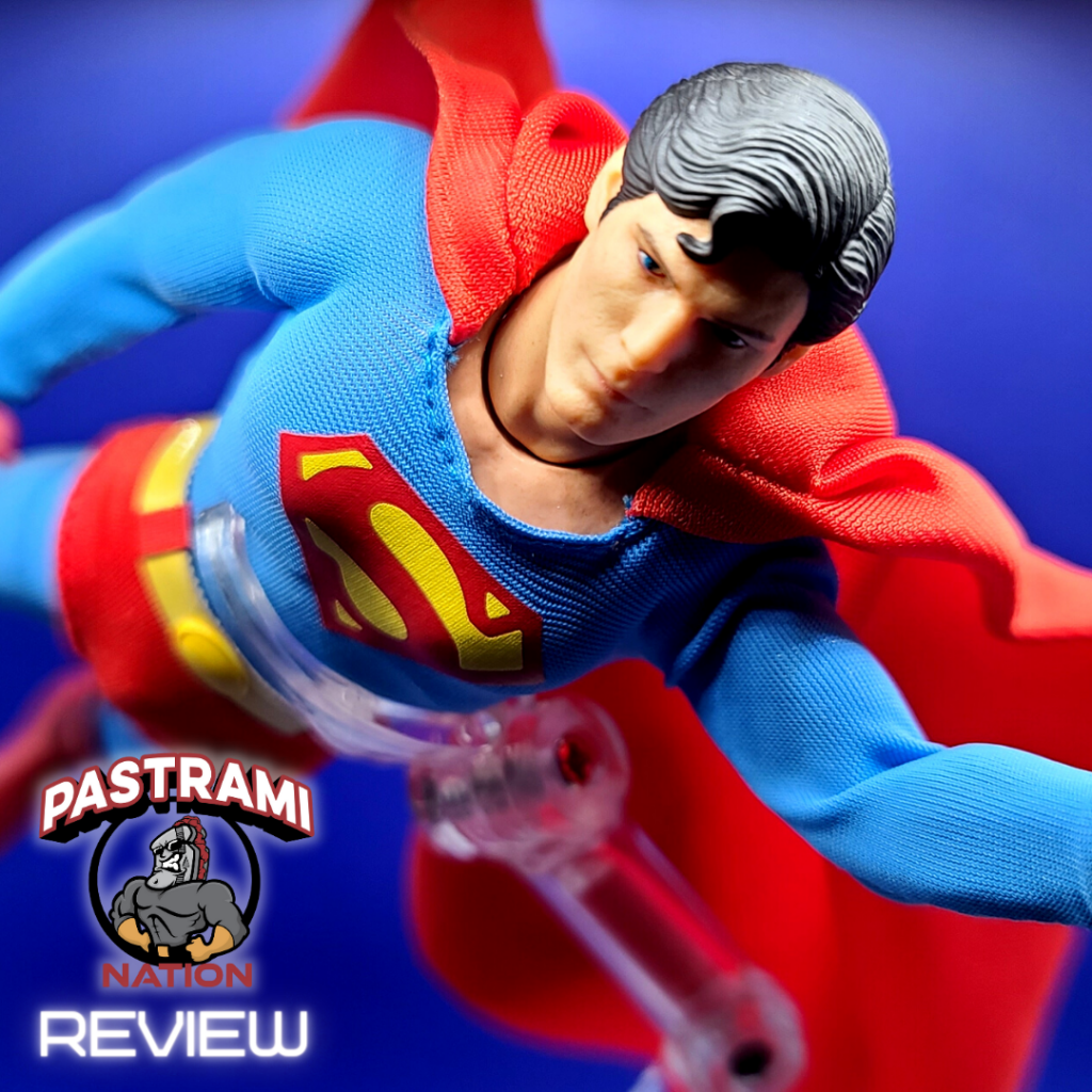 Action Figure Review: Mezco One 12 Collective Christopher Reeve Superman