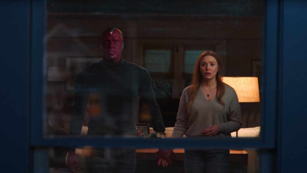 WandaVision And Grief In The MCU