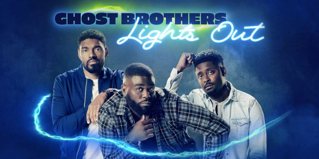 DISCOVERY+ BRINGS PARANORMAL PIONEERS THE GHOST BROTHERS Dalen Spratt, Juwan Mass and Marcus TO THIS YEAR'S WONDERCON@HOME