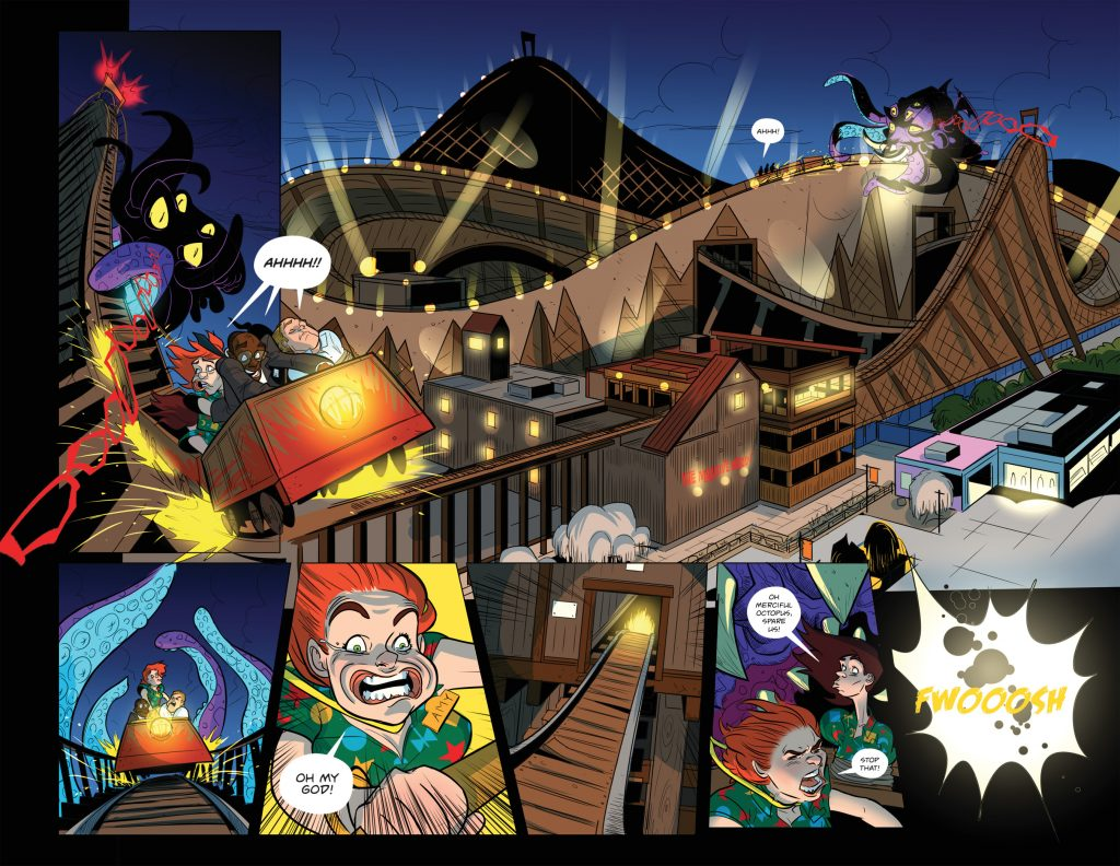 Two Brothers Team Up to Create a Tale That's One Humorous HELL of a Thrill in Midnight Massacre