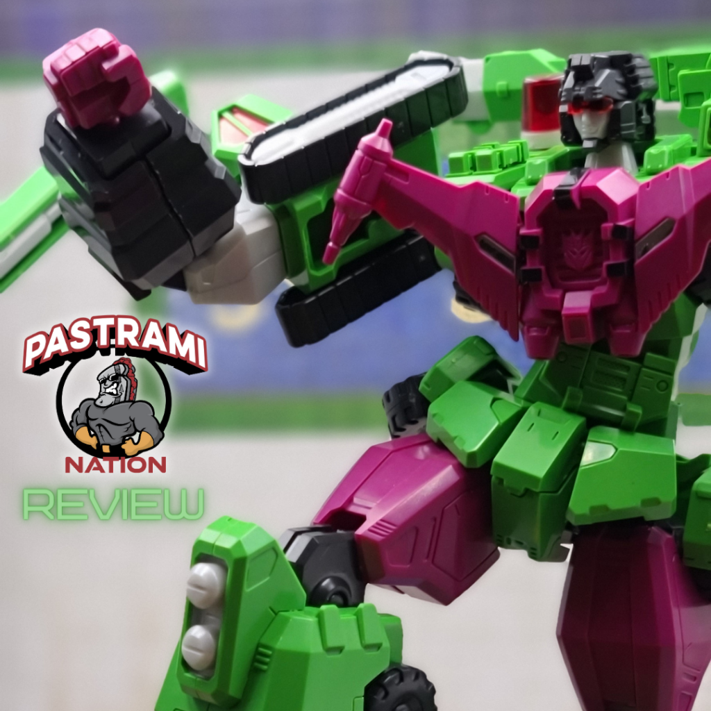 Model Kit Review: Transformers Furai Devastator