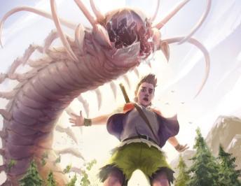 Riftworld Legends #3 Review- Setting the Bar High