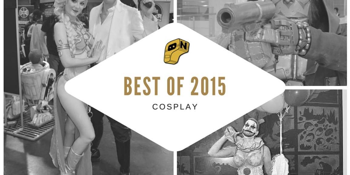 Best of 2015- Cosplay