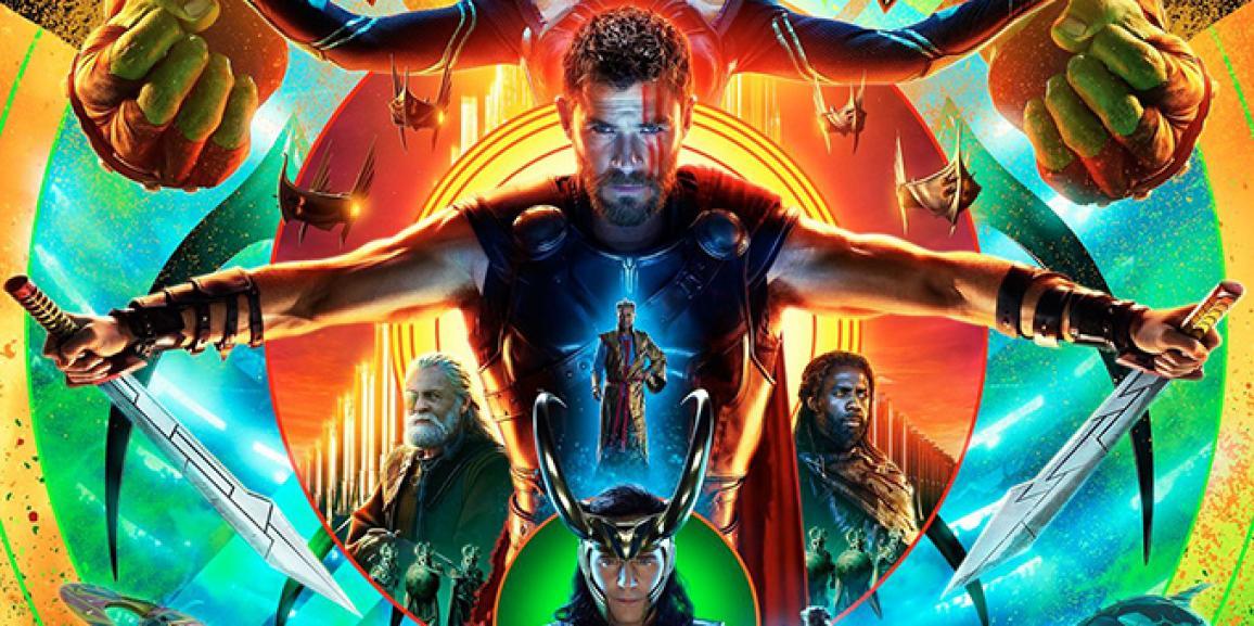 Thor: Ragnarok Review- RagnaRocks