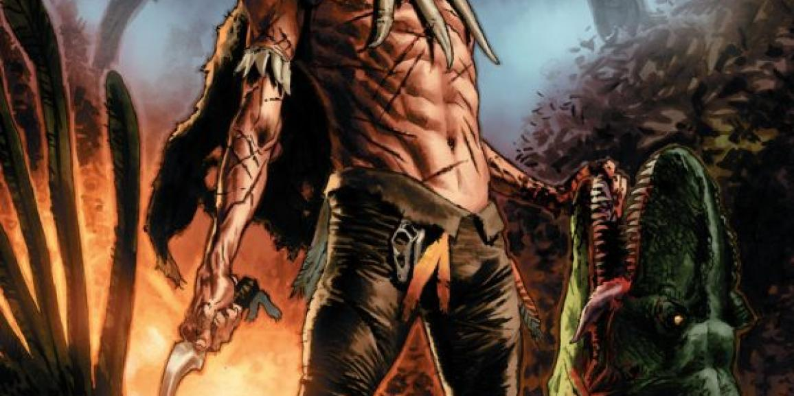 Savage #1 Review: Welcome to the Jungle