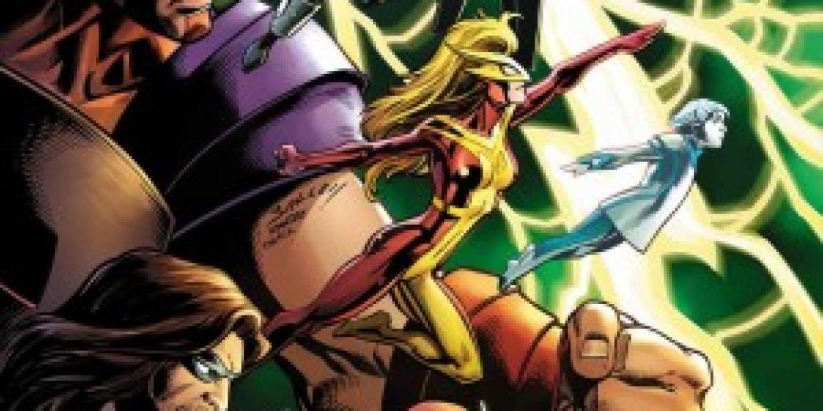 From the Ashes of Avengers: Standoff Comes THUNDERBOLTS #1!