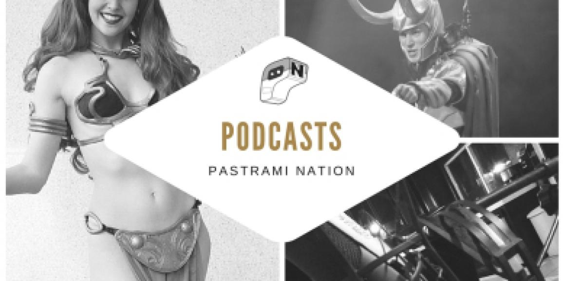 Pastrami Nation Podcast: Comikaze Expo, Cosplay, Rock Band, American Horror Story and More!