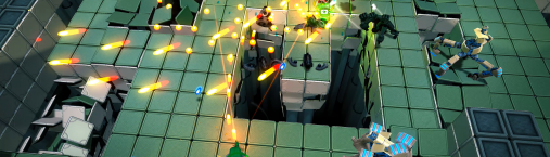 Assault Android Cactus Lands on Xbox One X