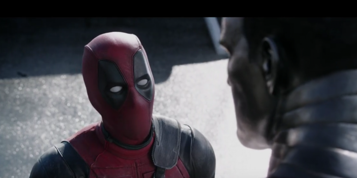 The New Deadpool Trailer is Here, Just in Time for Christmas!