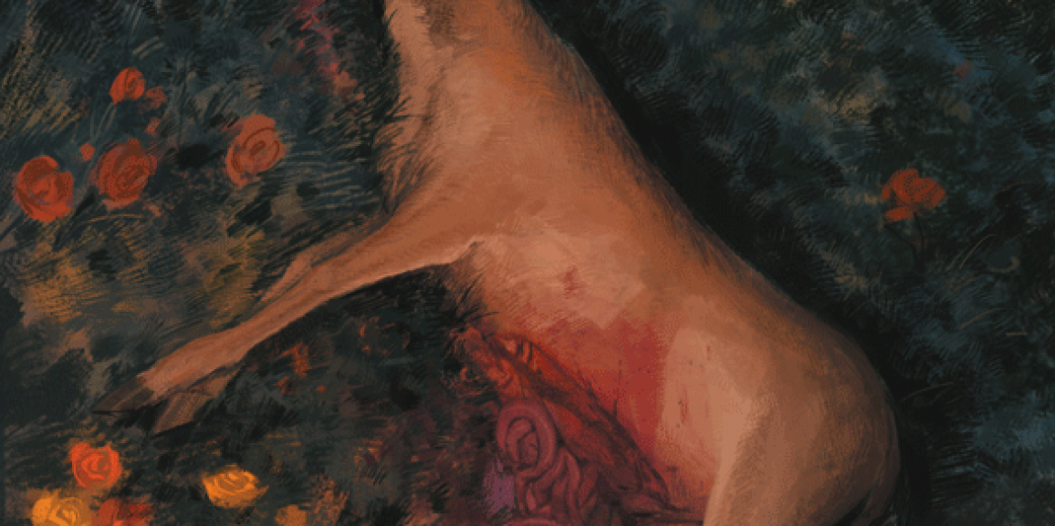 Advance Review: Redlands #2 from Image Comics