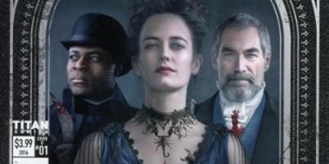 Showtime Series Penny Dreadful Returns… in Comics!