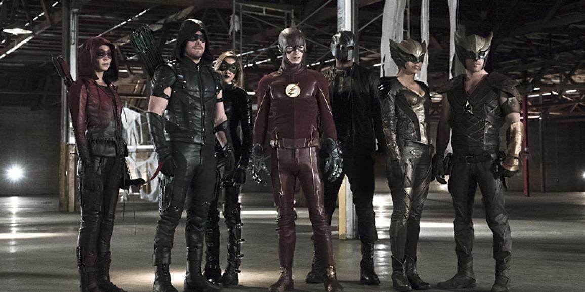 Arrow/ Flash Crossover Review: Legends of Today, Legends of Yesterday