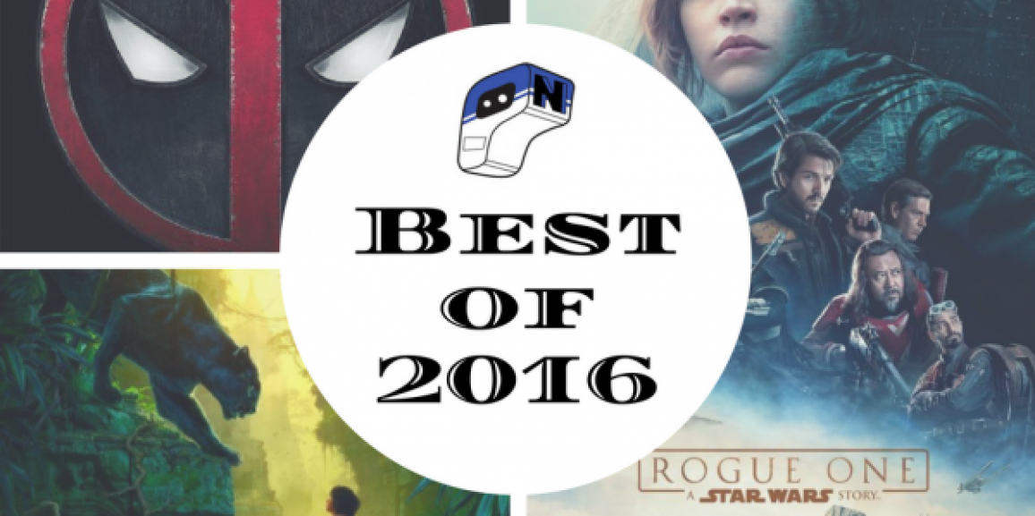 Best of 2016- Movies