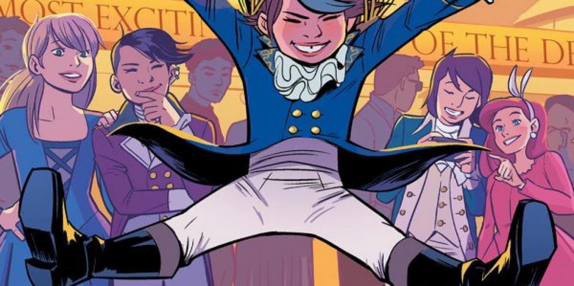 Boom! Studios Announces New York Comic Con Exclusives