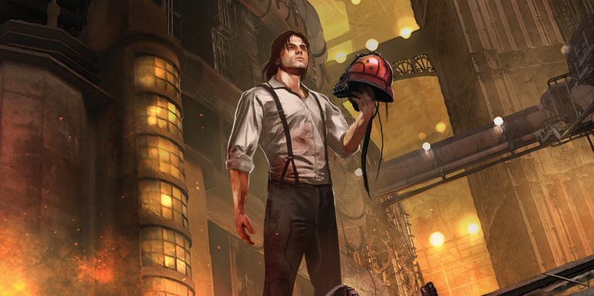 Lantern City #1 Review- The Start to a Dark, Steampunk Ride