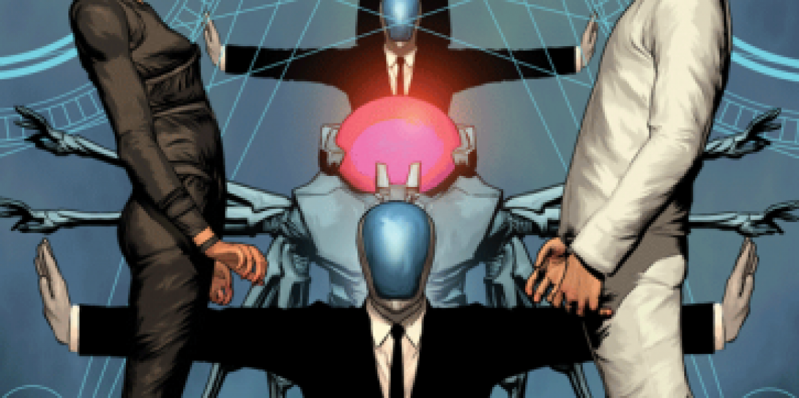 Symmetry #1 Review: Utopia and the Chaos That Follows
