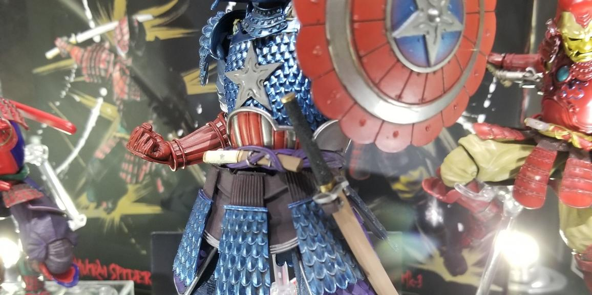 SDCC 2017: Bluefin Tamashii Nations