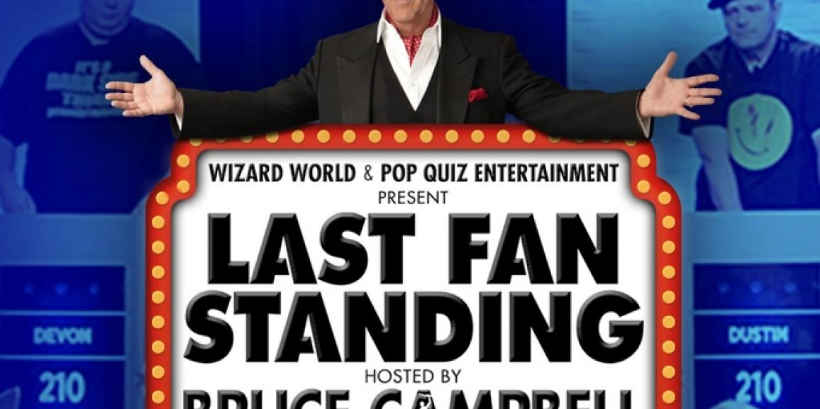Let's Kickstart This! Help Bruce Campbell Fund the Last Fan Standing