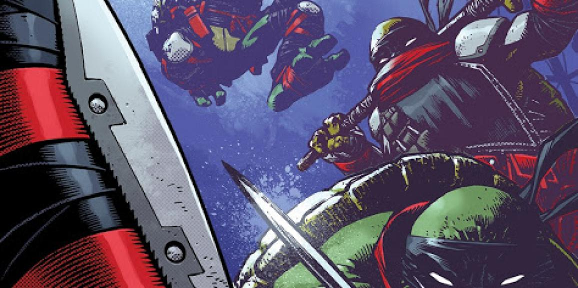 Teenage Mutant Ninja Turtles: Deviations Review