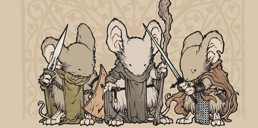 Celebrate 10 Years of David Petersen's 'Mouse Guard' with 'The Art of Mouse Guard: 2005-2015'
