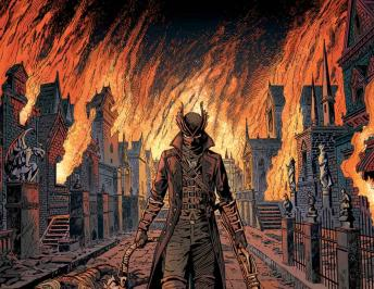 Titan Comics to Publish Bloodborne Comics- Will They Be As Hard as the Game Itself?
