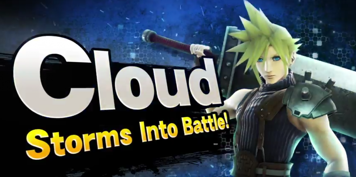 Cloud is Coming to Super Smash Bros… This is NOT a Joke!