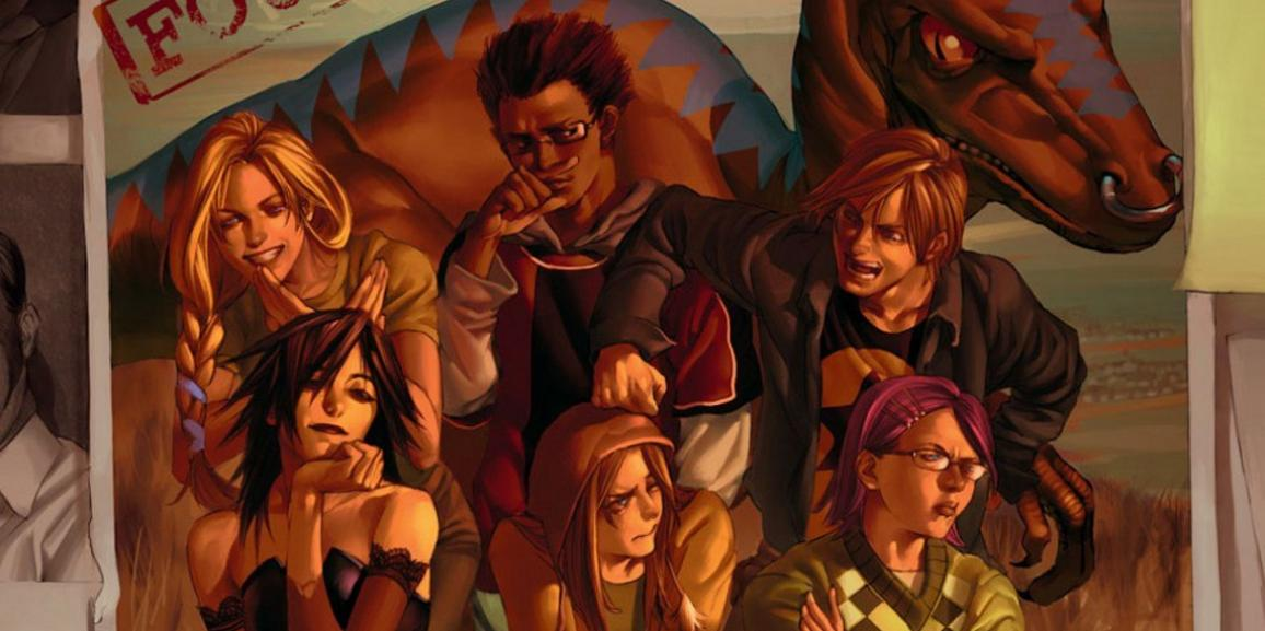 Marvel's Runaways Headed to Hulu with Josh Schwartz and Stephanie Savage to Write and Showrun