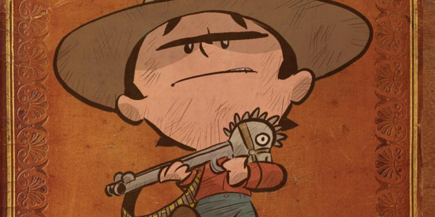 Archaia's Cow Boy and Spera Nominated for Eisner Awards