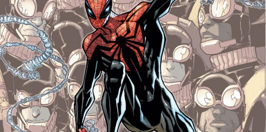 Superior Spider-Man Takes on Shadowland this July