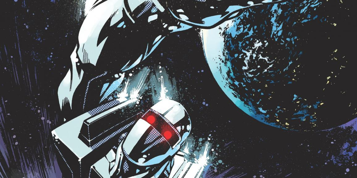 Rom the Space Knight Makes Triumphant Return to Comics