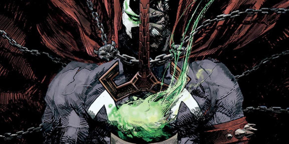The Spawn Legacy Spreads in Image Comics May Variants for 25th Anniversary