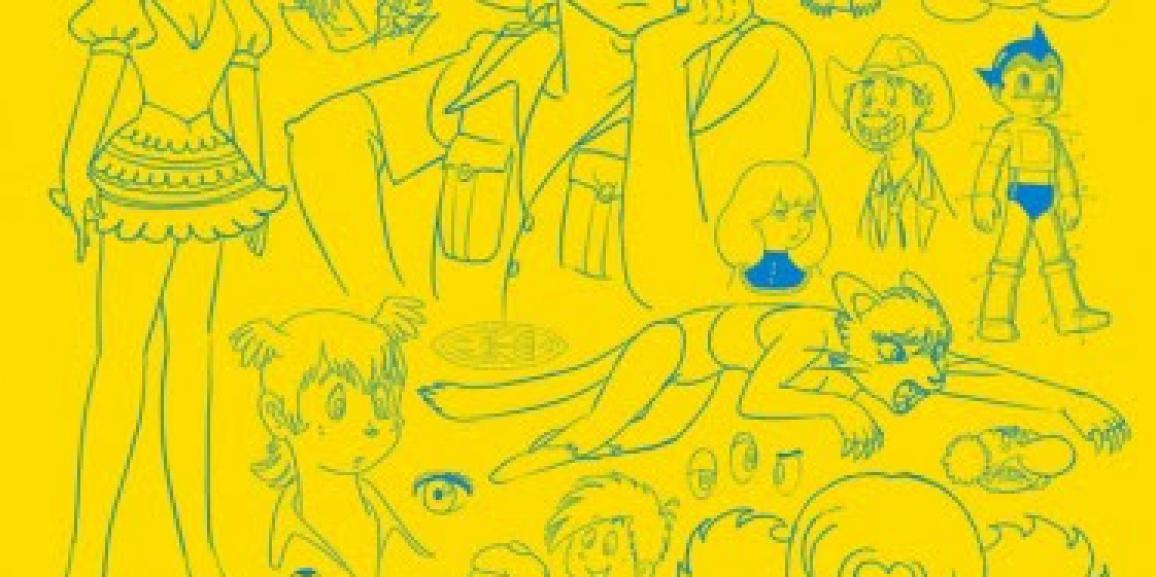 UDON Celebrates the Grandfather of Manga and Anime with the Release of Two Osamu Tezuka Art Books