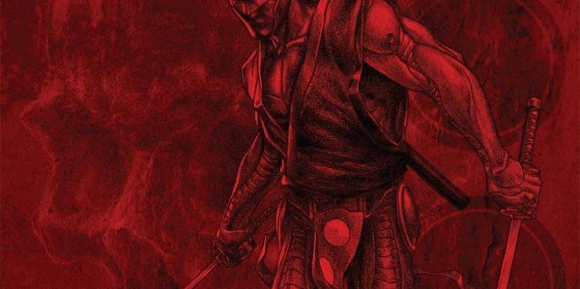 Ninjak #14 Review- Burn Notice