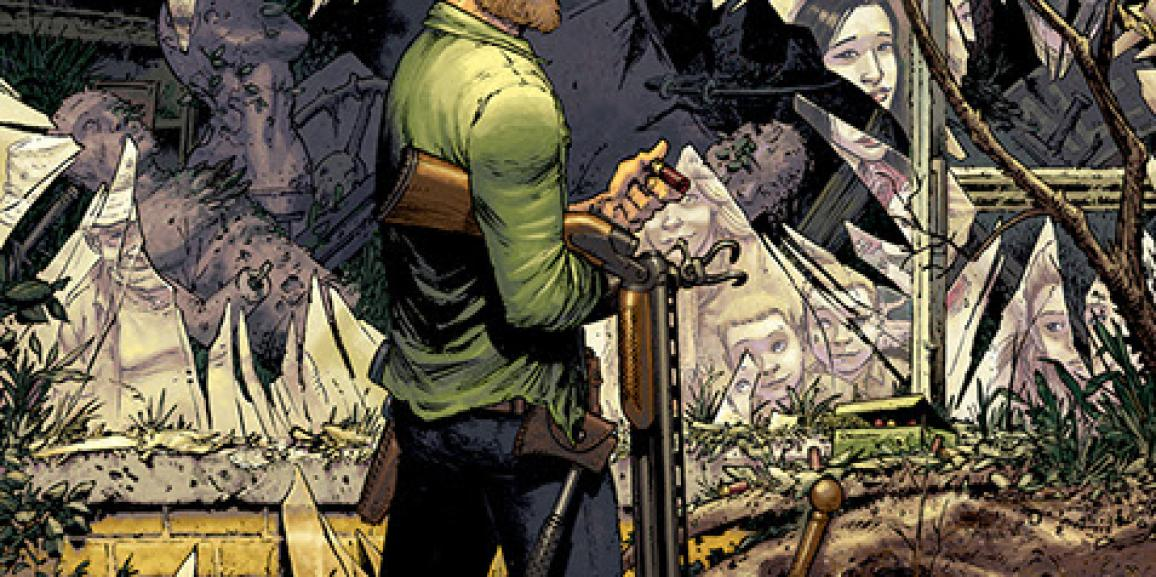 The Walking Dead Celebrates 150th Issue with Three Variant Covers