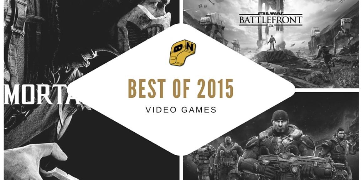 Best of 2015- Video Games