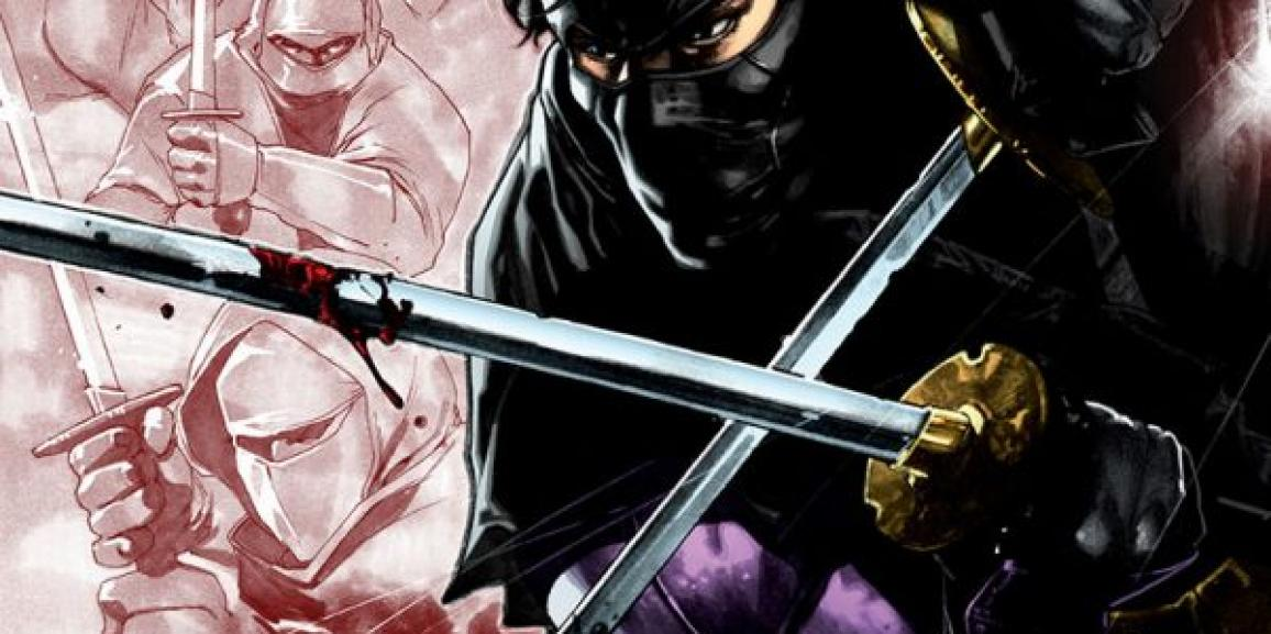 Ninjak #22 Review: Silent Knight