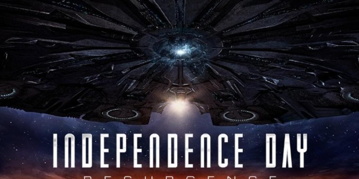 Independence Day: Resurgence Review- Red, White, and Boom!
